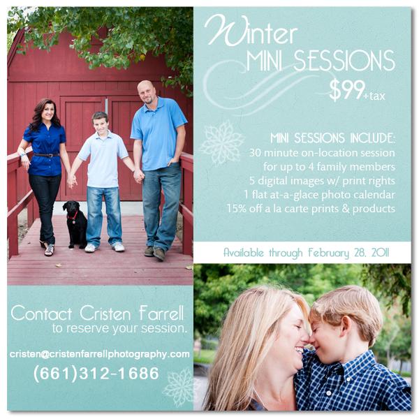 Cristen Farrell Photography Winter Giveaway!   Santa Clarita Photographer (6/6)