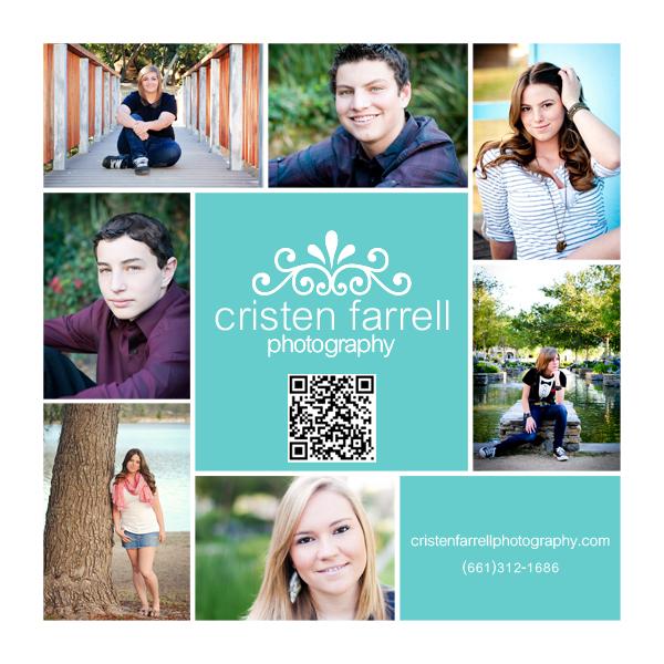 Cristen Farrell Photography Senior Rep Program   Santa Clarita Photographer