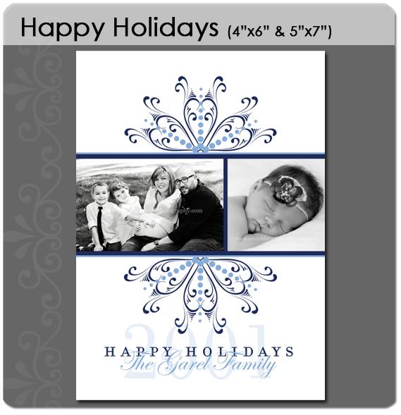 Holiday Cards & Holiday Studio Mini Sessions   Santa Clarita Photographer (3/6)